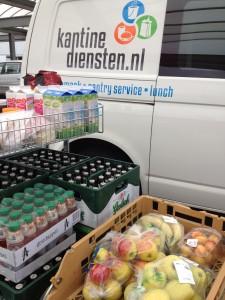Boodschappen bij kantinediensten.nl